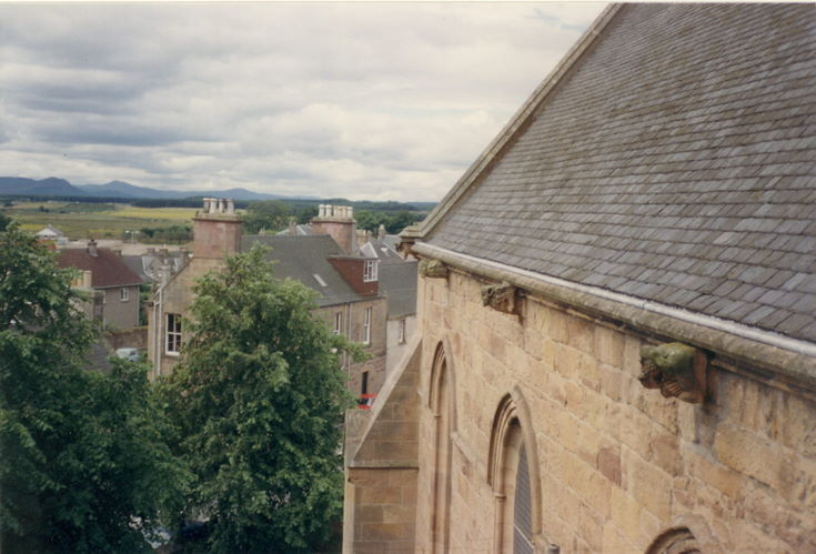 Cathedral gargoyles