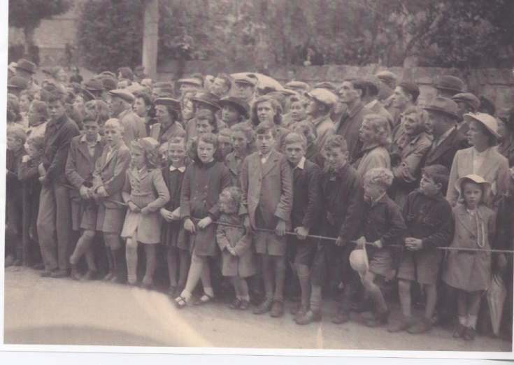 Freedom of the Burgh 1946