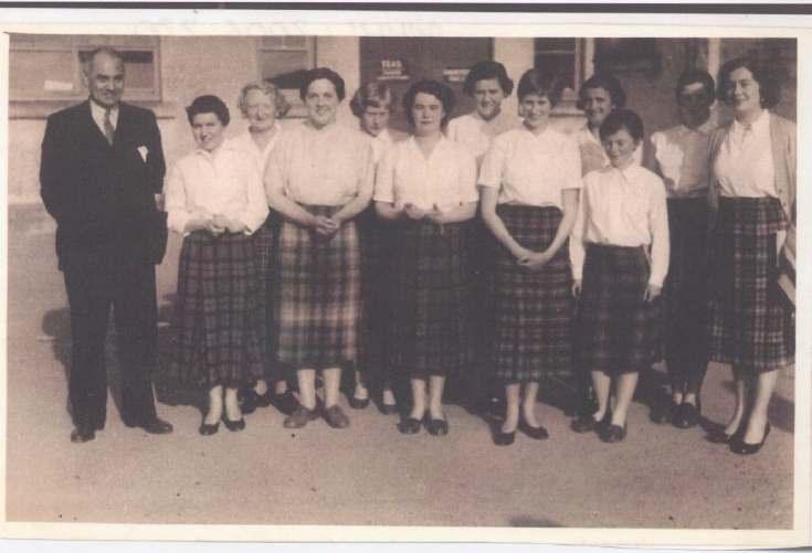 Dornoch Ladies Gaelic Choir