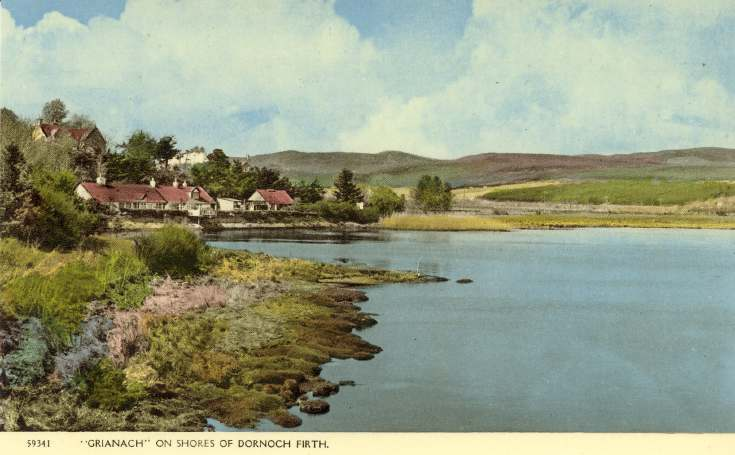 Grianach, Dornoch Firth