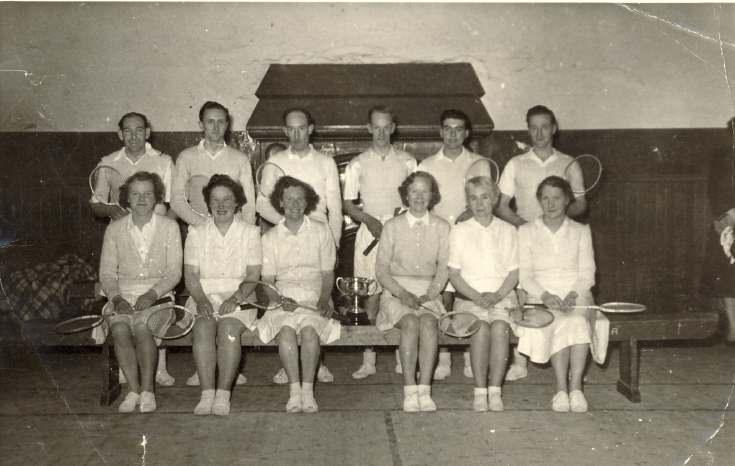 Badminton Ord Cup