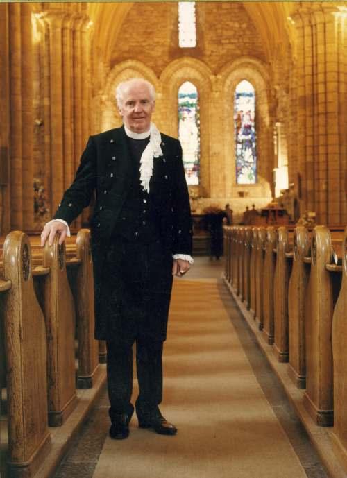 Rev. James Simpson