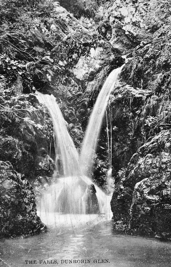 The Falls, Dunrobin Glen