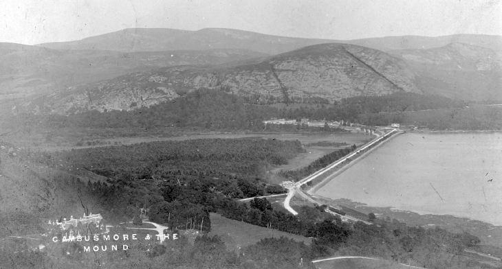 Cambusmore & the Mound