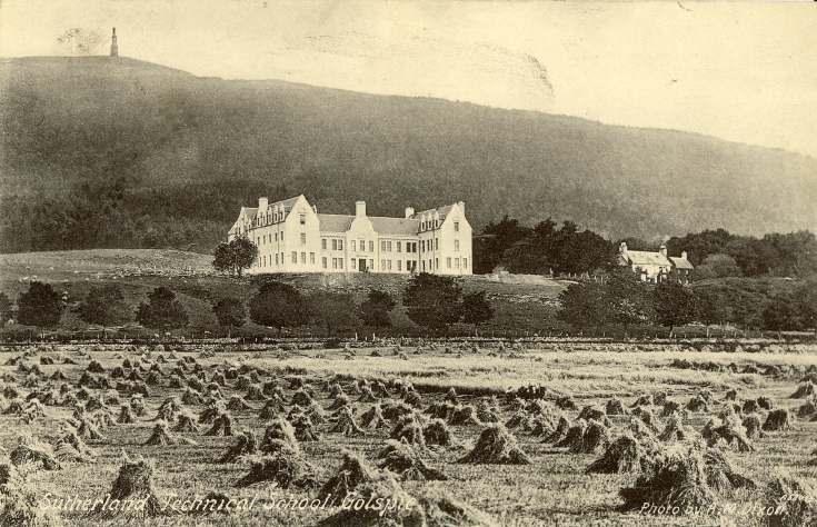 Sutherland Technical School, Golspie