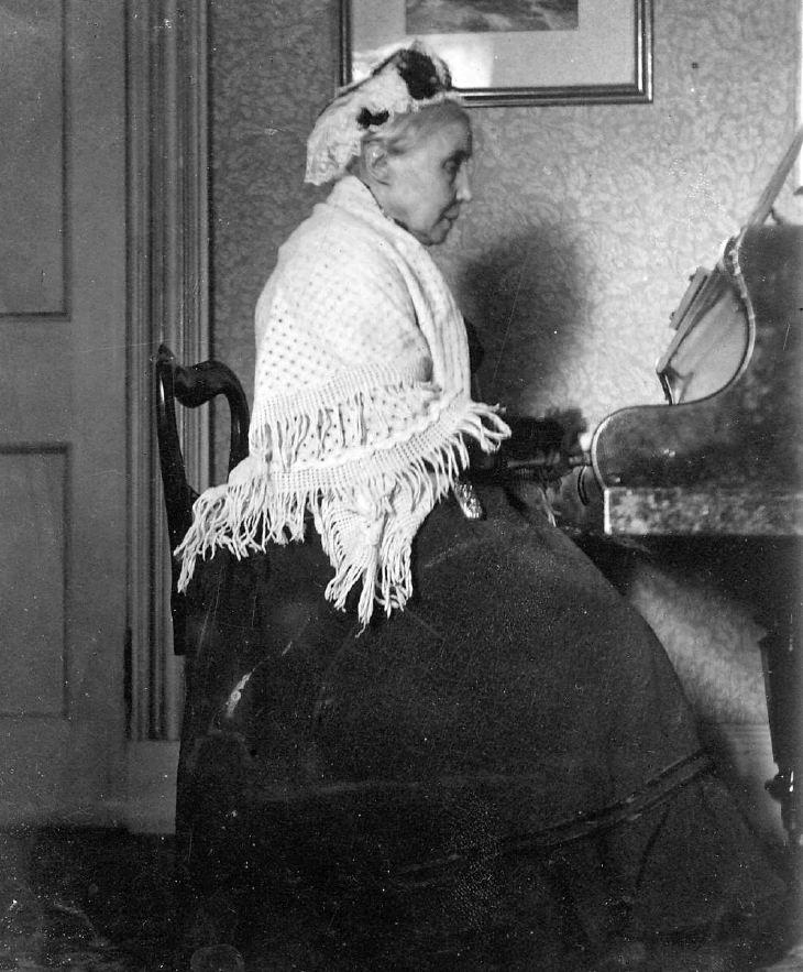 Mrs. Jane Gilchrist at Ospisdale