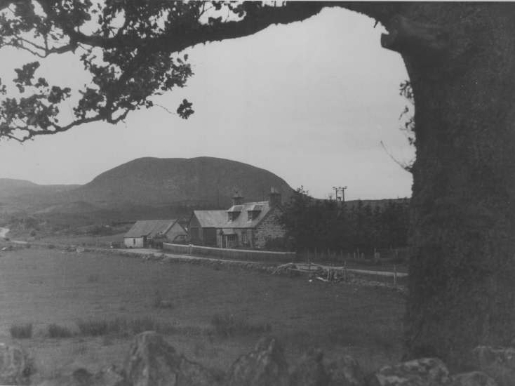 Balvraid Sawmill Cottage