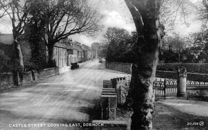 Dornoch West End