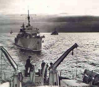 HMS Dornoch