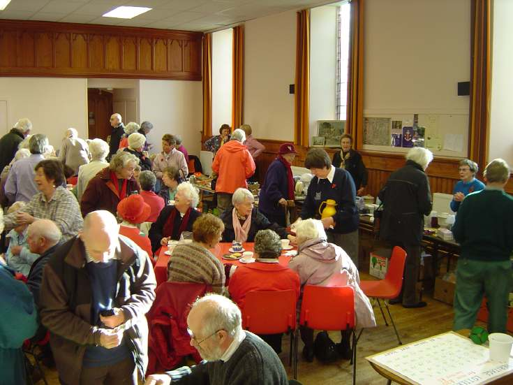 Dornoch Heritage Society Coffee Morning 2006