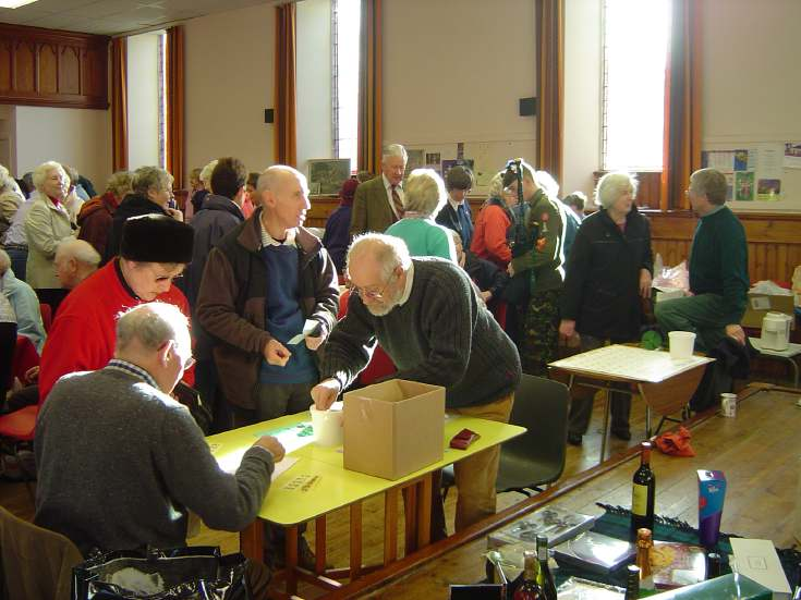 Dornoch Heritage Society Coffee Morning