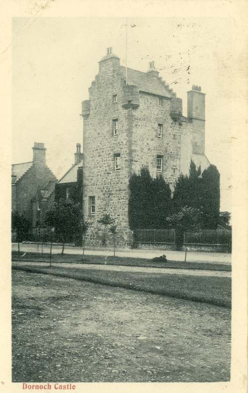 The Castle Dornoch