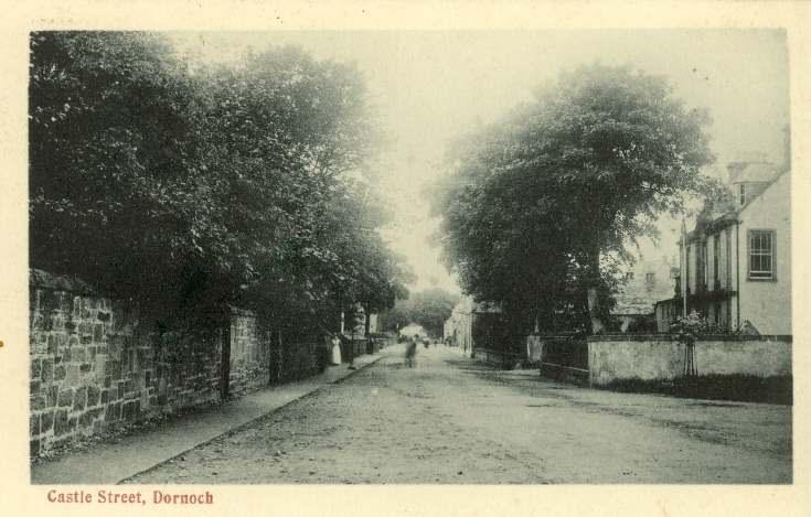 Castle Street Dornoch
