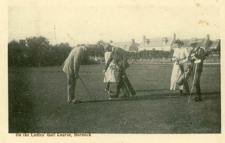 Ladies Golf Course Dornoch
