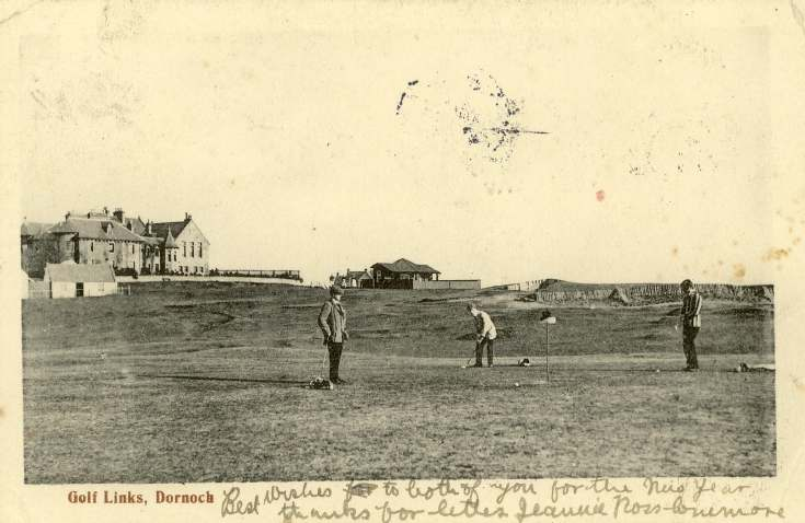 Golf Links, Dornoch