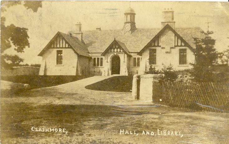Clashmore Hall and Library