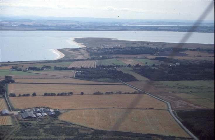 Aerial slides Dornoch Summer 2003