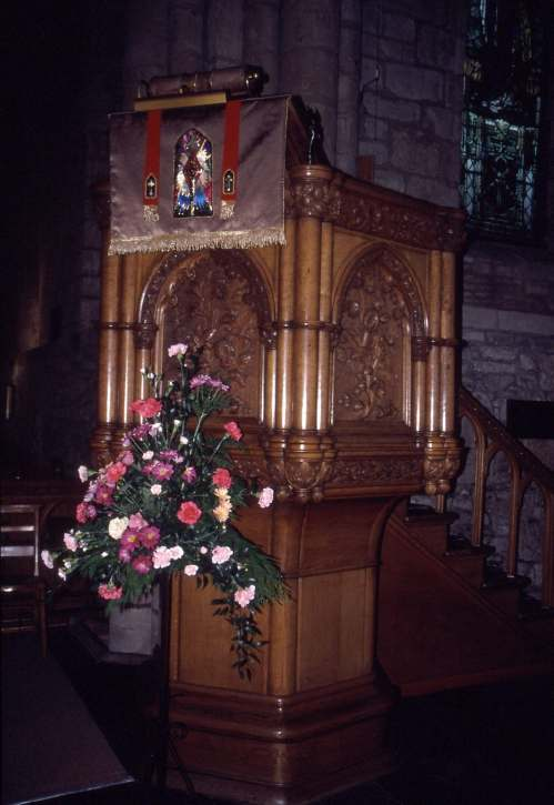 Dornoch Cathedral - Interior
