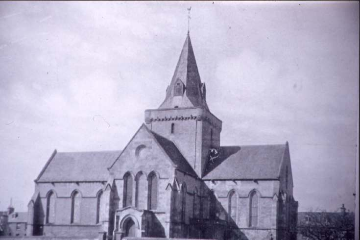 Dornoch Cathedral - Bentinck