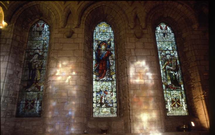 Dornoch Cathedral ~  interior view