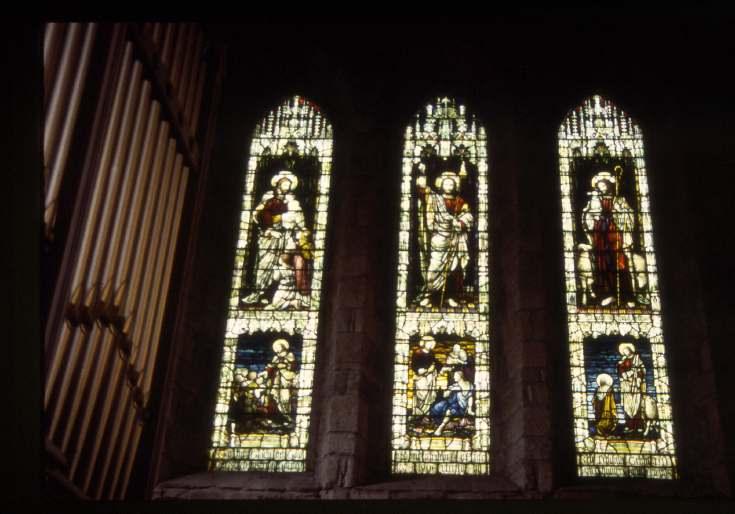 Dornoch Cathedral -Windows
