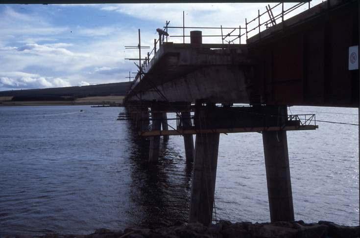 Dornoch Firth bridge nearly complete