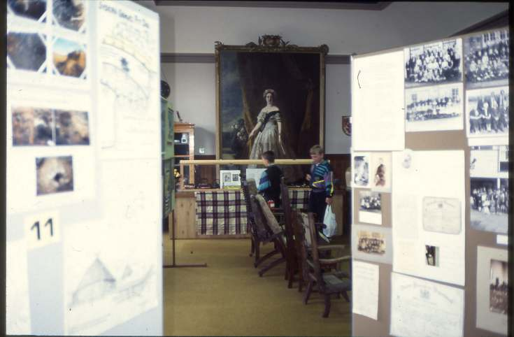 Dornoch Heritage Society exhibition 1992
