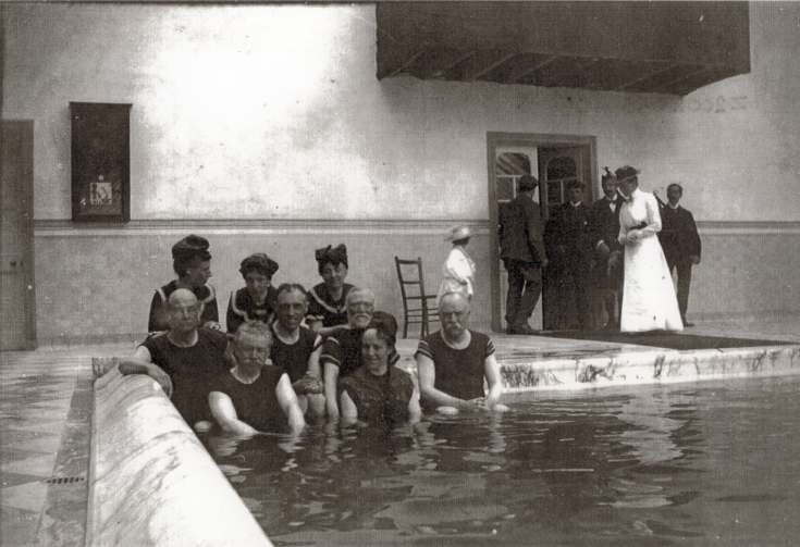 Skibo swimming pool