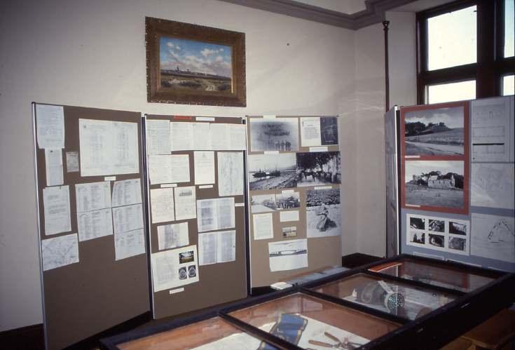 Dornoch Heritage Society exhibition 1992