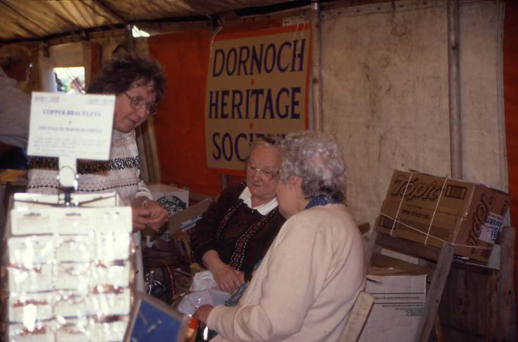 Sutherland Show DHS stand 1995
