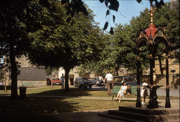 Cathedral green 1985