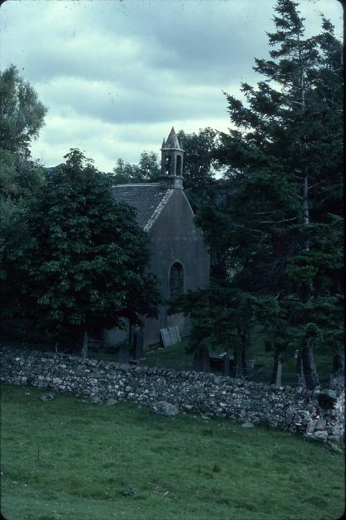 Croick church 1979