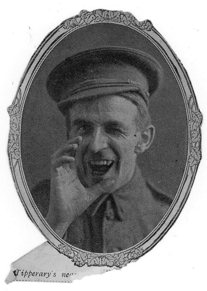 Mackintosh - soldier/entertainer
