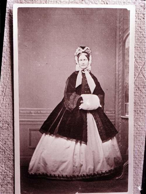 Woman late 19th century