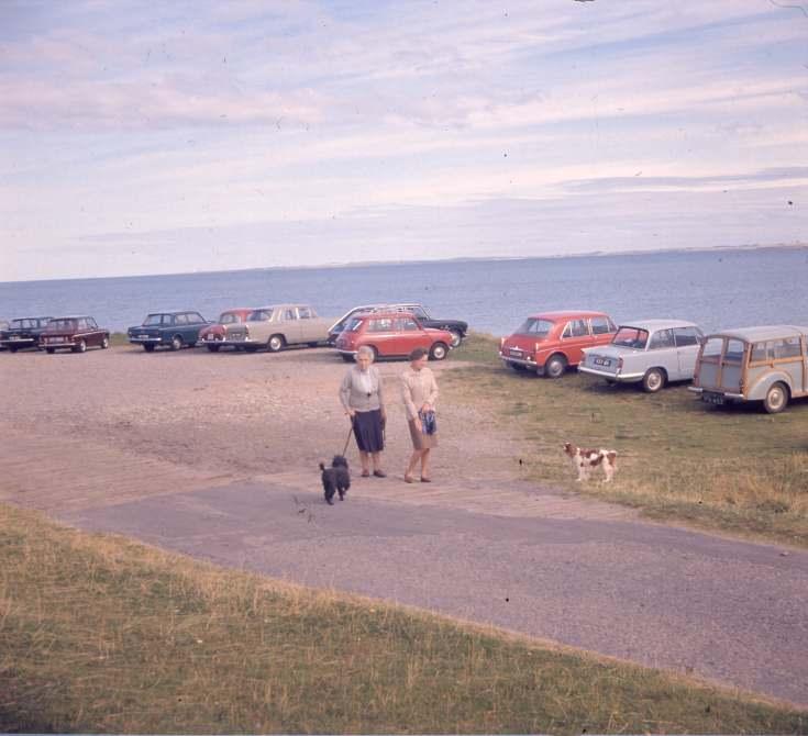 Dornoch Beach car park