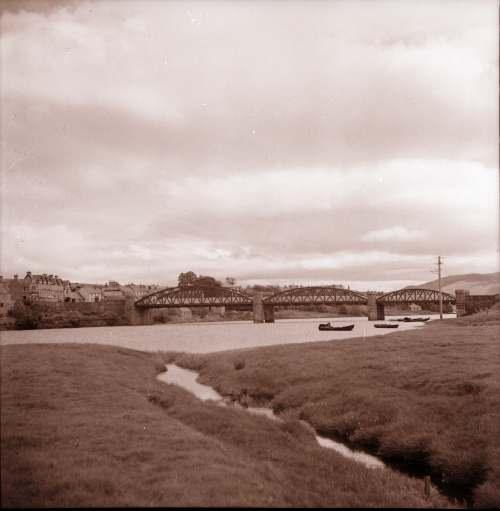 Bonar Bridge 1952