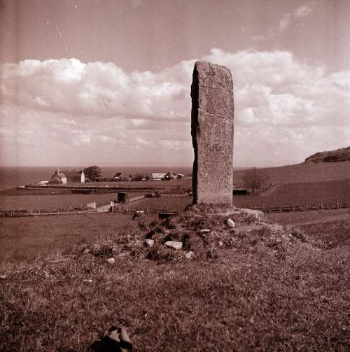 Hilton pictish stone