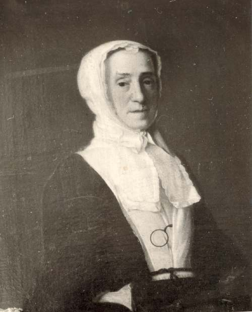 18th century woman