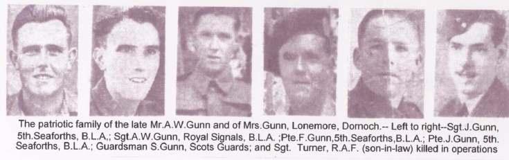 Patriotic Family Gunn