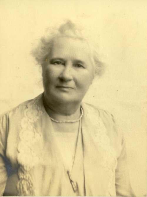 Mrs James Hardie