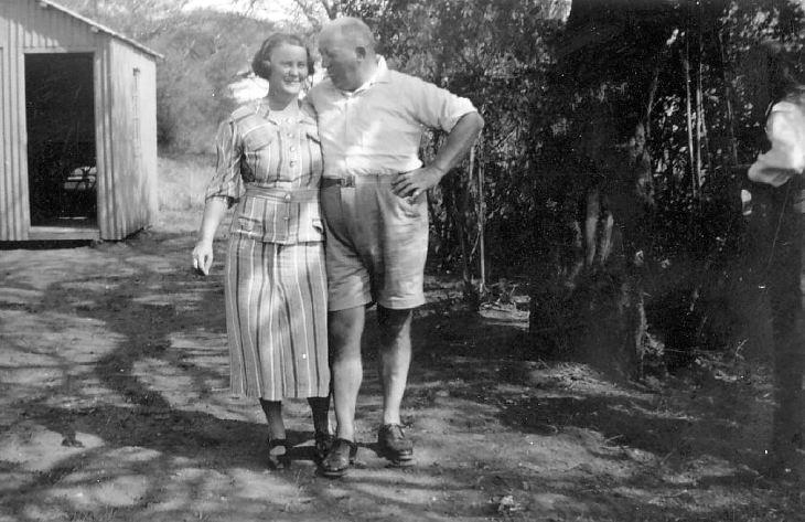 Thomas and Ruby Hardie