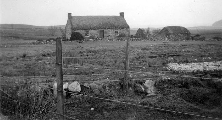 Caithness croft house