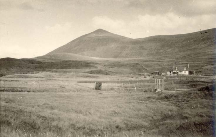 North Highland landscape