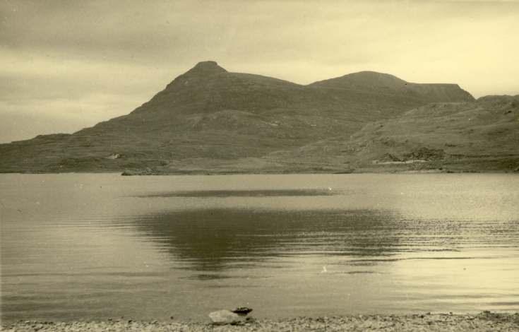 North Highland landscape