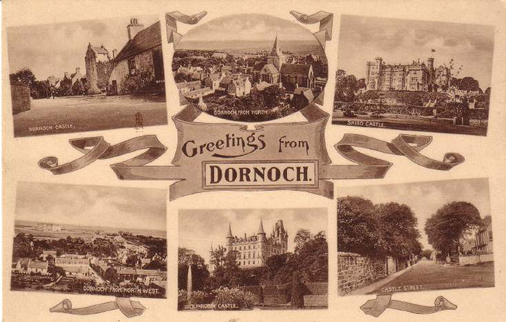 Views of Dornoch