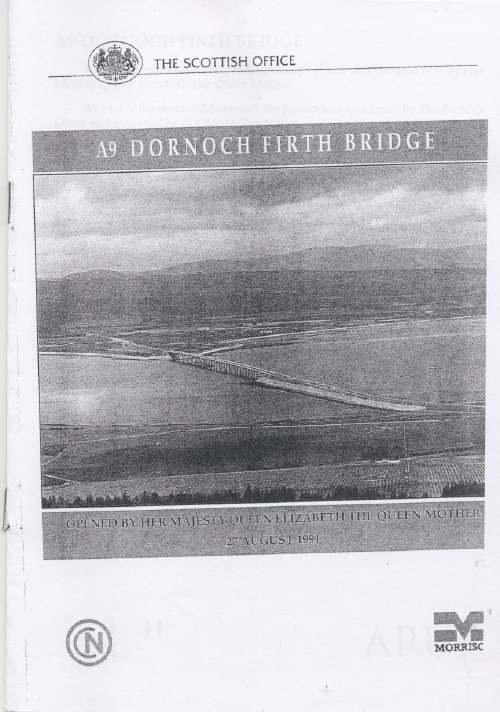 Dornoch Firth Bridge