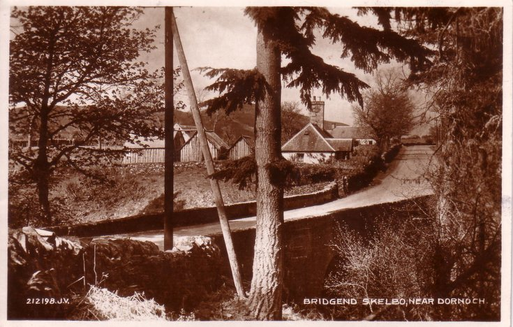 Bridgend near Skelbo