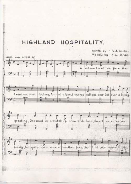 Highland Hospitality