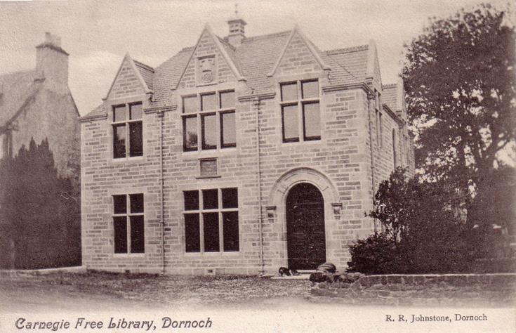 Carnegie Free Library, Dornoch