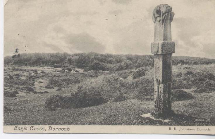 Earls Cross, Dornoch